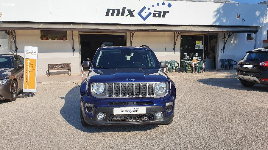JEEP RENEGADE 1.6 LIMITED 120 CV AZIENDALE